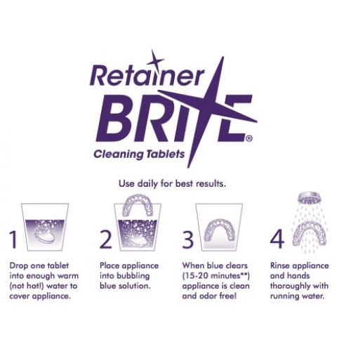 R Rb36 Retainer Brite 36 Tablet Box