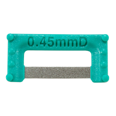 ContacEZ IPR WIDENER - TURQUOISE (DOUBLE SIDED COARSE)