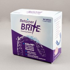 RETAINER BRITE - 36 TABLET BOX