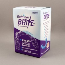RETAINER BRITE - 96 TABLET BOX