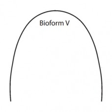 "SS ARCHWIRES - BIOFORM V - .019"" x .025"" - HEAT-TREATED (PKT of 25)"