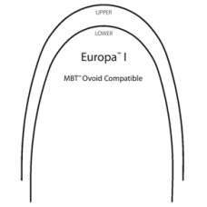 M5 THERMAL COPPER NITI ARCHWIRES - EURO I - ROUND (PACK OF 25)