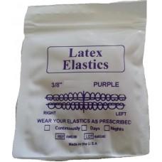 """G&H ELASTICS 3/8"""" (Bulk Bag of 10,000)"""