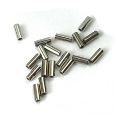 STOPS - CRIMPABLE MICRO - SMALL FOR ROUND WIRES (PKT of 50)