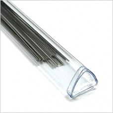 "SS 3-STRAND WIRE - .0215"" - STRAIGHT LENGTHS"