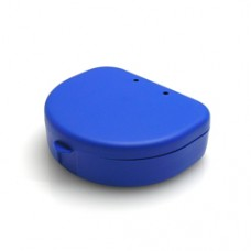 RETAINER CASES - ROYAL BLUE (50 PACK)