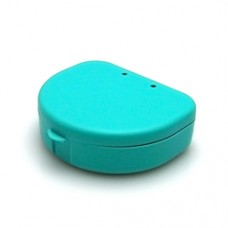 RETAINER CASES - TURQUOISE (50 PACK)