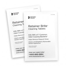 RETAINER BRITE - 2 TABLET PATIENT PACKS x100