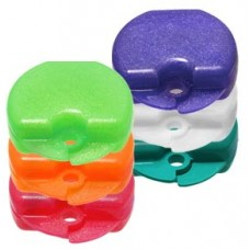 LARGE EURO RETAINER CASES - TROPICAL SPARKLE ASSORTED COLOURS
