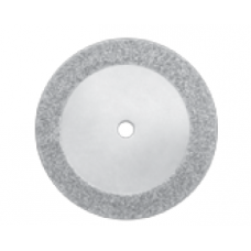 DISC - DIAMOND DISC, 14MM DOUBLE SIDED / 0.15MM / 2MM COVERAGE