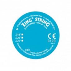 """ZING STRING ELASTIC THREAD .025"""""""